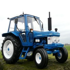 Ford 6610 2wd-gen1