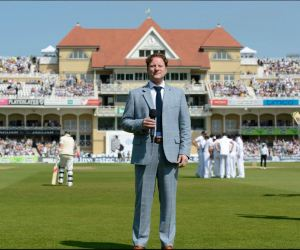 Sean Ruane wears Myles Anthony tailoring at The Ashes. Pic credit Phil Brown @dudleyplatypus